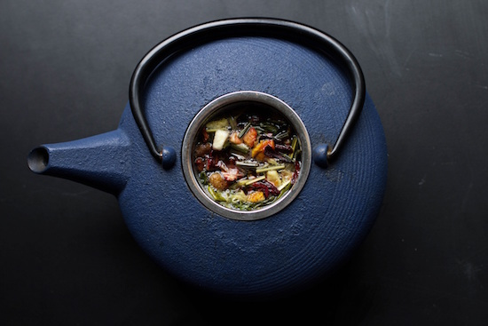Crafting Herbal Teas