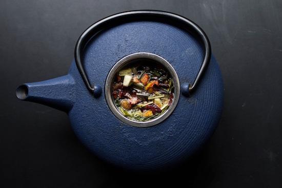 Crafting Herbal Teas