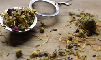Managing Stress with Herbal Tea